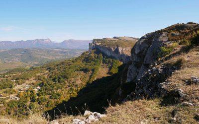 Serre Gros et le Trou du Furet : Rando sauvage à le Poët Laval