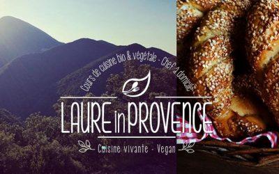 «Apprendre à cuisiner autrement» : Rencontre avec Laure in Provence, Chef à domicile vegan