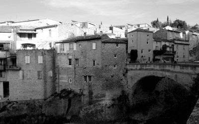 La cité médiévale de Vaison la Romaine : un saut dans l'histoire.