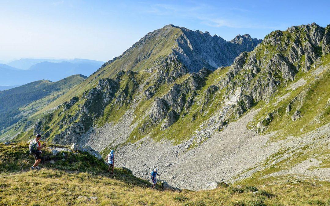 L'Echappée Belle «parcours des crêtes» 47 kms : trail sauvage dans le massif de Belledonne