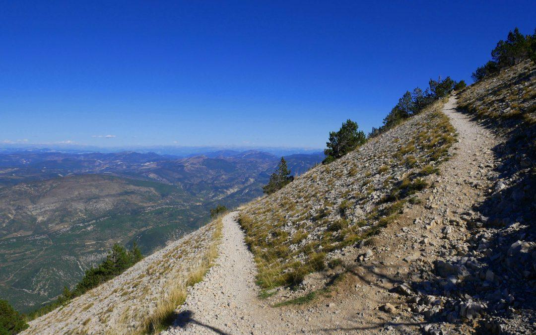 Rando du Mont-Serein au Mont Ventoux : Découverte du GR 4