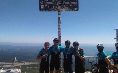 Récit de ma participation au GF Mont Ventoux 2019 : l'aventure collective par définition.