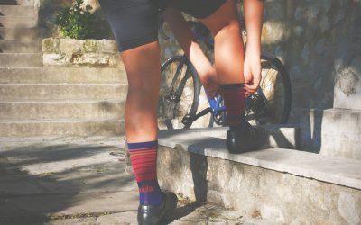 4 choses à retenir du lancement des chaussettes de vélo françaises Avintur