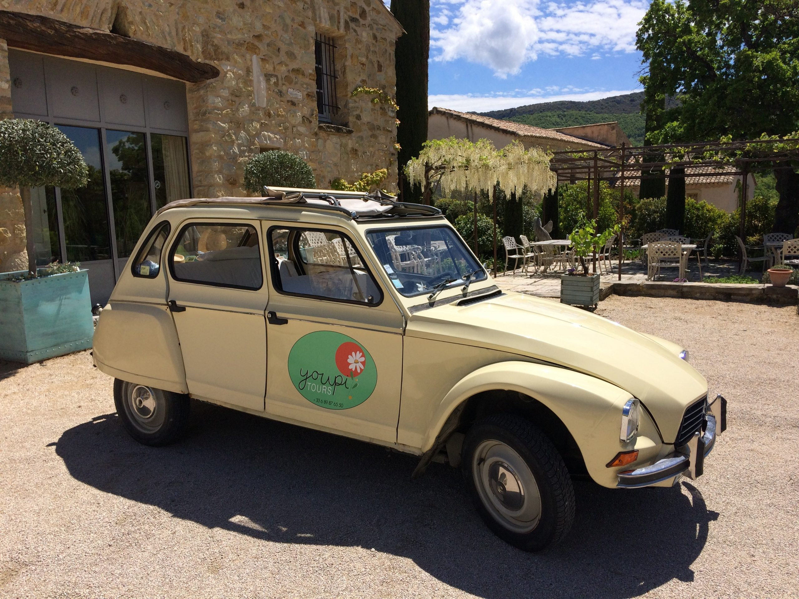 visite youpi tours dégustation vin provence