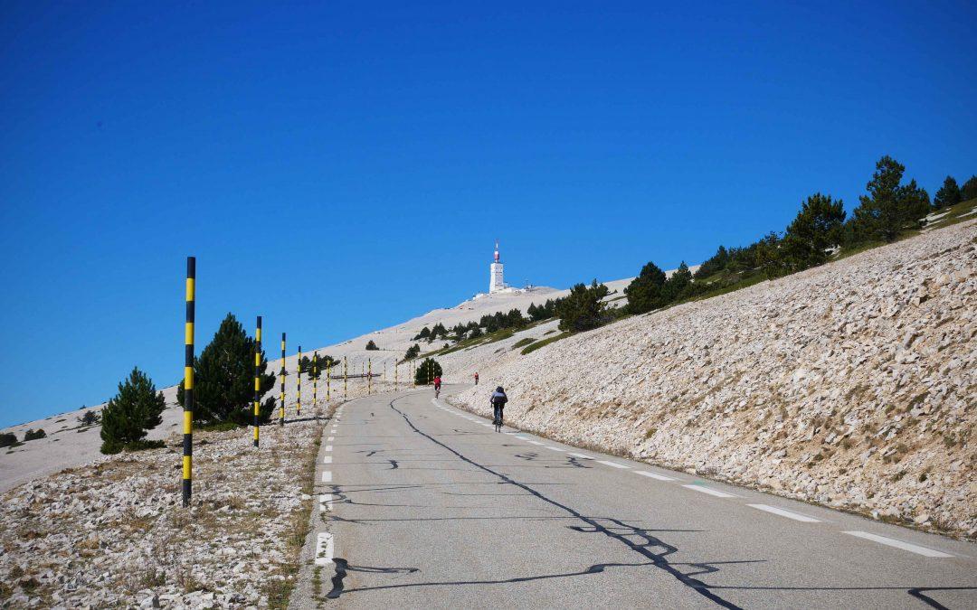 8 conseils pour vaincre le Mont Ventoux lorsqu'on débute le vélo