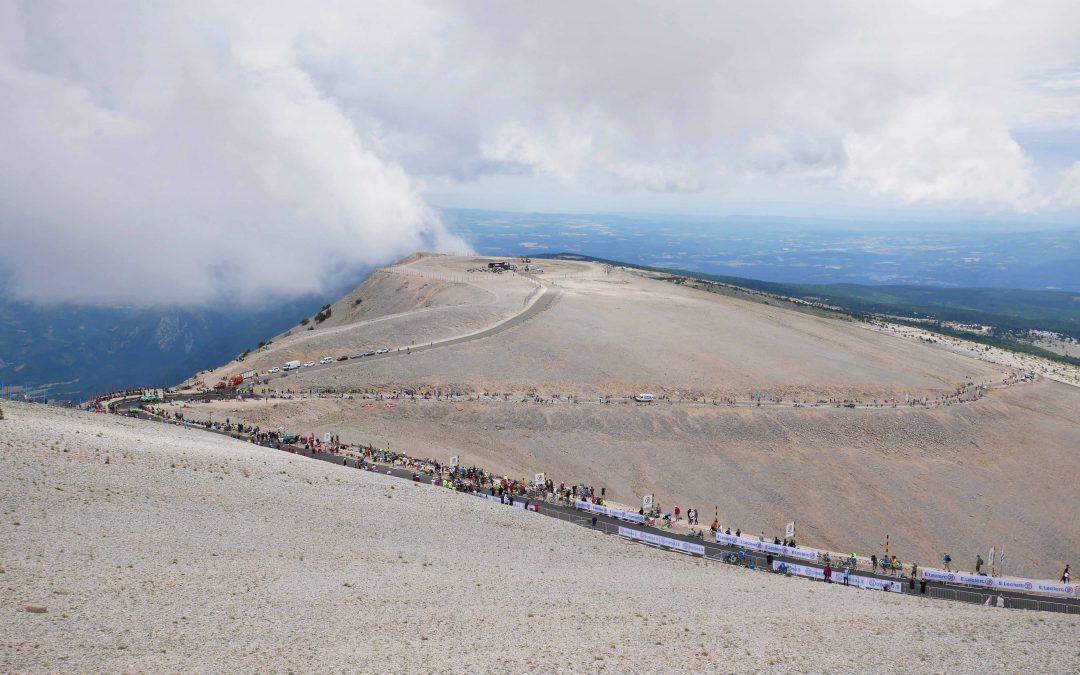Tour de France 2021 : Récit et photos d'une journée sur le Mont Ventoux