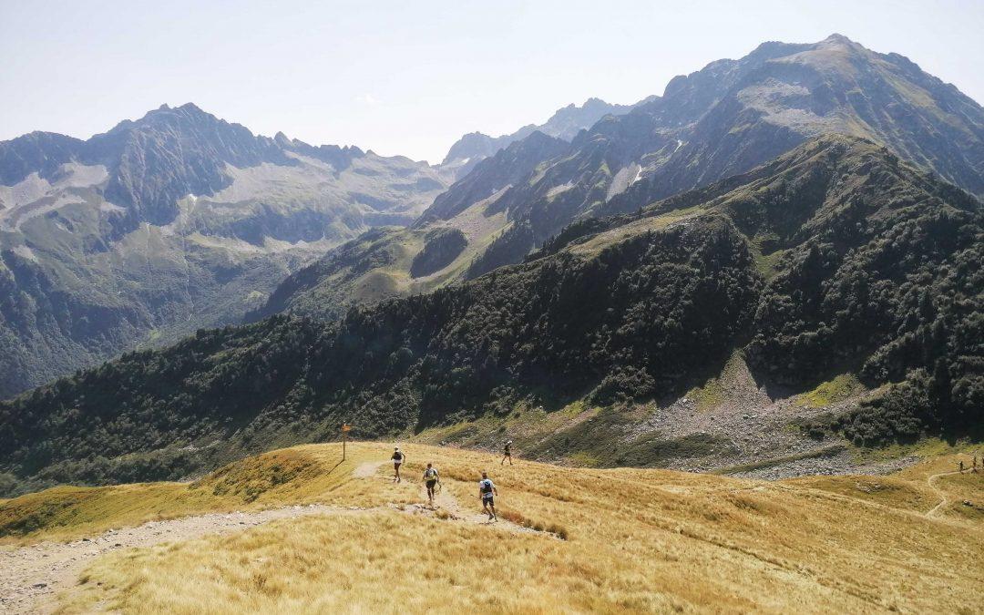 Récit (complet) de mon « parcours des crêtes » 62 km de l'Echappée Belle 2021